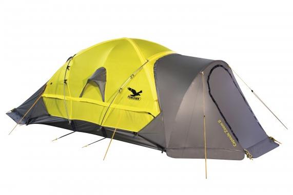Палатки горные с юбкой