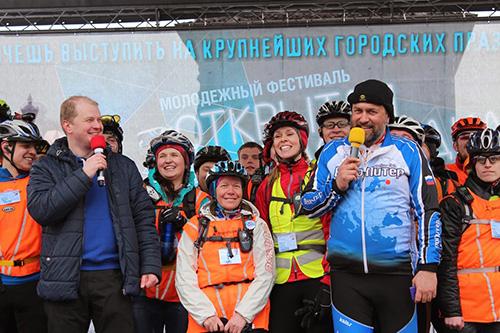 Открытие велосезона 2015