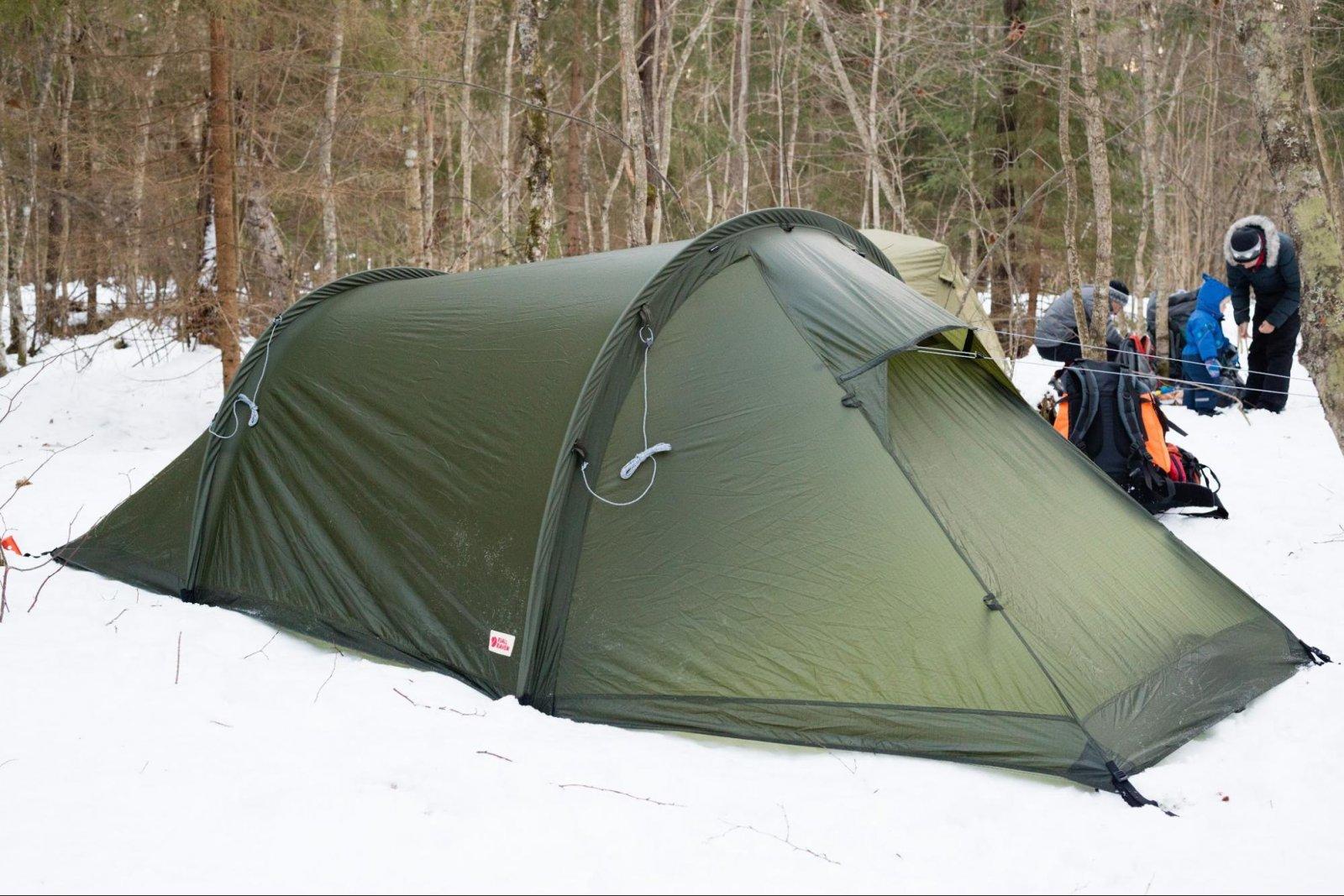 Палатка полубочка своими руками