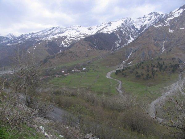 Отчет о велопоходе по Грузии
