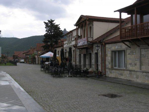 Отчет о велопоходе по Грузии, май 2017